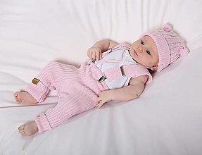 Detské oblečenie - Baby kamaše, OEKO-TEX®, rôzne farby - 13319406_