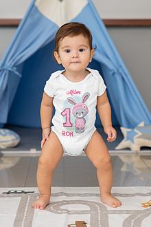 Detské oblečenie - Detské body na 1. rok - 13320743_