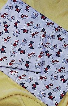 Textil - Obliečky do postieľky - 13320985_