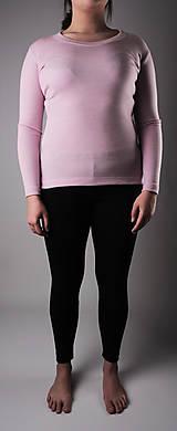 Nohavice - Dámske merino legíny v rôznych farbách - 13320855_