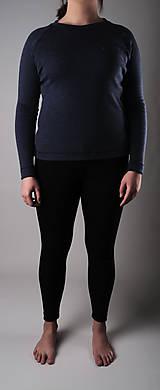 Nohavice - Dámske merino legíny v rôznych farbách - 13320856_