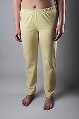 Žlťásky dámske pyžamové nohavice