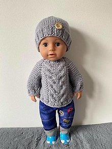 Hračky - Oblečenie pre bábiku BABY BORN - braček 43 cm - 13319876_