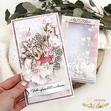Papiernictvo - Narodeninové blahoželanie v krabičke III - 13323984_