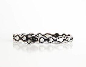 Náhrdelníky - Šujtášový náhrdelník choker Marlene - 13323755_