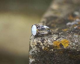 """Prstene - Nerezový prsten..."""" Lunar """" - 13322585_"""