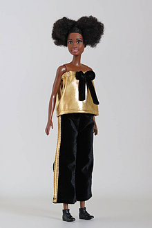 Hračky - Oblečenie pre Barbie - 13323121_