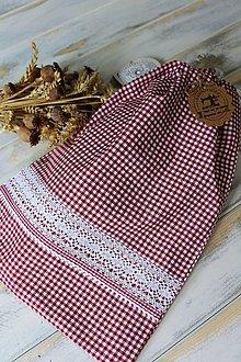 Úžitkový textil - Vidiecke vrecúško  - 13325413_