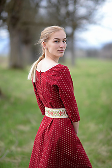 Šaty - Summer field dress  -Rosalia - 13327671_