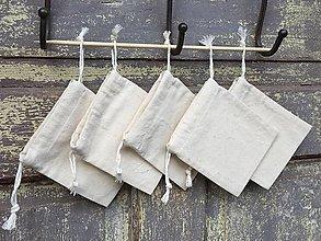 Úžitkový textil - vrecúška .... - 13324635_