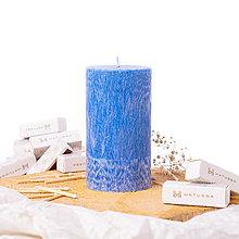 Svietidlá a sviečky - OCEAN BLUE - 13331712_