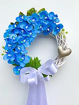 Dekorácie - Svadobný veniec pre ženícha - 13328150_