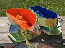 Úžitkový textil - veselé vrecúška.... - 13328869_