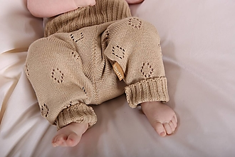 """Detské oblečenie - Baby nohavice, """"Sofia"""", OEKO-TEX®, rôzne farby - 13335443_"""