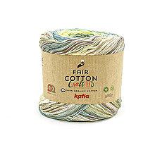Galantéria - KATIA Fair Cotton Craft 175 (100% organická bavlna) návin 175g=620m - 13333176_