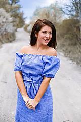 Šaty - Šaty KROJOVKY (krátky rukáv) - 13333344_