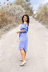 Šaty - Šaty KROJOVKY (krátky rukáv) - 13333346_