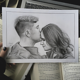 Kresby - Portrét na objednávku - 13333013_