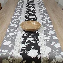 Úžitkový textil - ROSALIE - štóla(1) - 13332177_