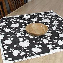 Úžitkový textil - ROSALIE - štvorcový obrus(1) - 13332266_