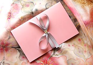 Papiernictvo - Darčekové balenie na hodváb... - 13335200_