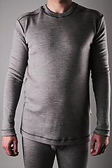 Oblečenie - Yeti pánsky merino nátelník - 13333623_
