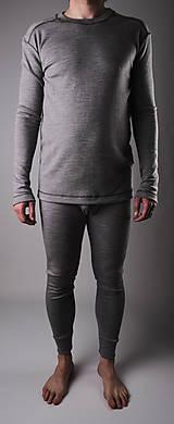 Oblečenie - Yeti pánsky merino komplet - 13333663_
