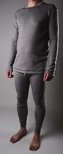 Oblečenie - Yeti pánsky merino komplet - 13333662_