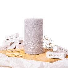 Svietidlá a sviečky - SIMPLE GREY - 13333305_