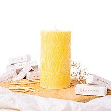 Svietidlá a sviečky - YELLOW VIBE - 13333356_