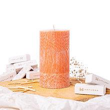 Svietidlá a sviečky - ORANŽ - 13333376_