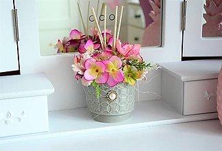 Dekorácie - vonný difúzer ako dekorácia - 13335180_