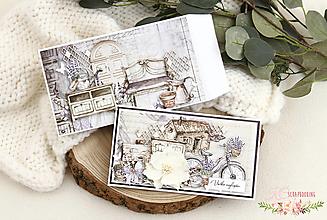 Papiernictvo - Pohľadnica so zdobenou obálkou III - 13337512_