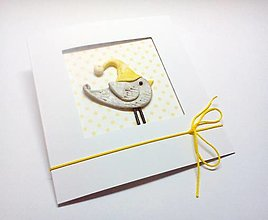 Papiernictvo - Pohľadnica ... štebotavá - 13338510_