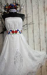 Sukne - Sukňa z madeiry a richelieu bordúrou - 13338078_