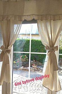 Úžitkový textil - Záclona  pre Katku - 13339060_