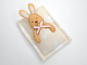 Hračky - Spinkaj sladko... (zajačik) - 13337727_