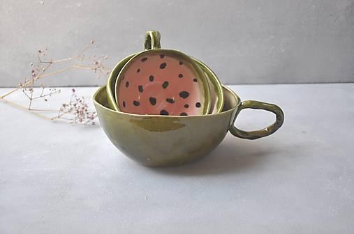 šálka melón