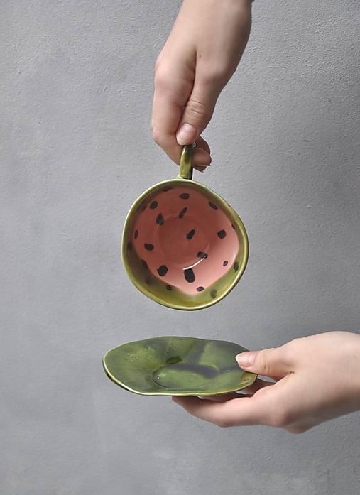 šálka melón malá SA 2