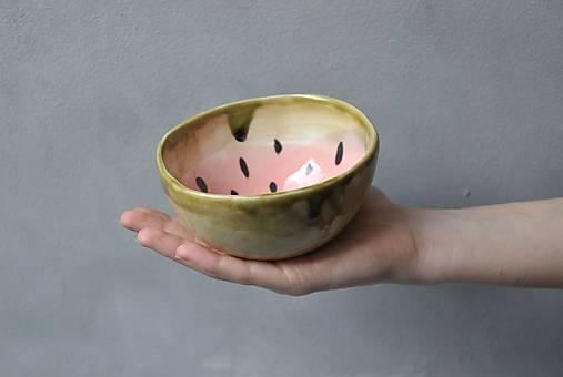 miska melón müsli, bowl