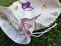 Úžitkový textil - Vrevúško - motív cibuľa .... - 13335716_