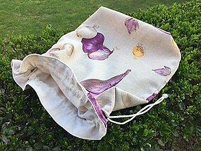 Úžitkový textil - Vrevúško - motív cibuľa .... - 13335713_