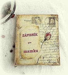 Papiernictvo - Zápisník - 13338018_