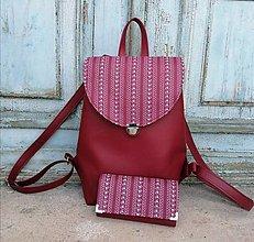 Batohy - Ruksak +peňaženka - 13341571_