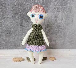 Bábiky - taká tanečnica som - 13341792_