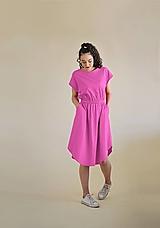 Šaty - Letné šaty ALESSA (L/XL) - 13339818_