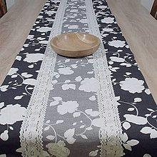 Úžitkový textil - ROSALIE - štóla(2) - 13339855_