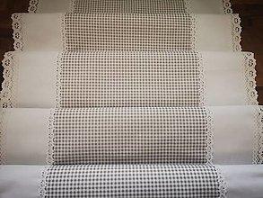 Úžitkový textil - Obrus-štola - 13340073_