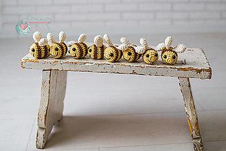 Hračky - Včielky - 13342430_