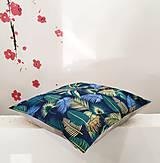 Úžitkový textil - Obliečka na vankúš 40x40cm Tropic - 13341625_